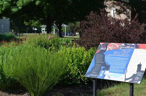 The Bicentennial Peace Garden Trail Route Covers Over 150 Miles Including  USA And Canada, And Blooms May October. Modeled On The International Peace  Garden ...